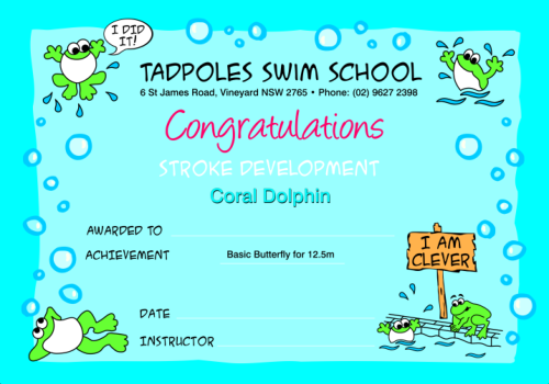 Swim School Classes