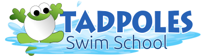 Tadpole Swim School Logo